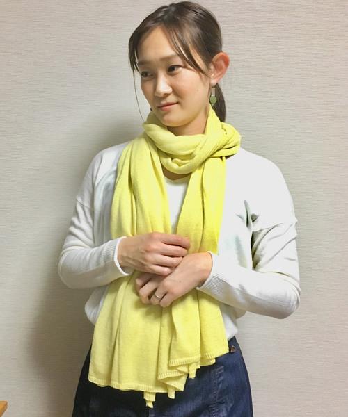 Kocochi 大判手織りストール KC-090