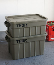 HIGHTIDE(ハイタイド)のTHOR Large Totes With Lid ソーラージトートウィズリッド 53L(収納グッズ)