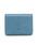 Ungrid(アングリッド)の「【Ungrid/アングリッド】【イタリア製牛革】 イタリア製牛革三つ折りミニ財布(財布)」|ライトブルー
