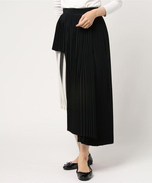 【MAISON MIHARA YASUHIRO】プリーツスカート/Pleats Skirt