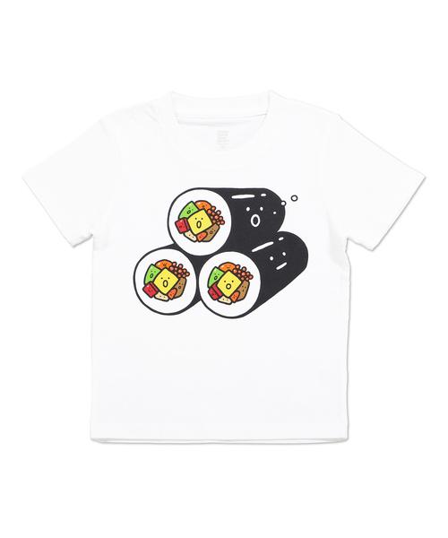 キッズTシャツ/フトマキ