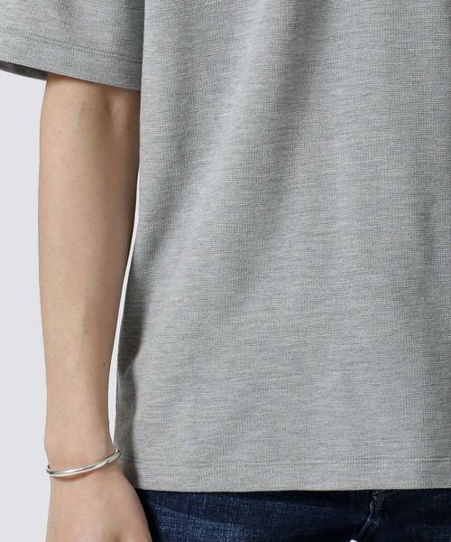 【WEB限定】ローマジャガードビッグTシャツ 半袖