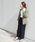 SHIPS(シップス)の「ウォッシャブルジャージーテレコスカート◇(スカート)」 詳細画像