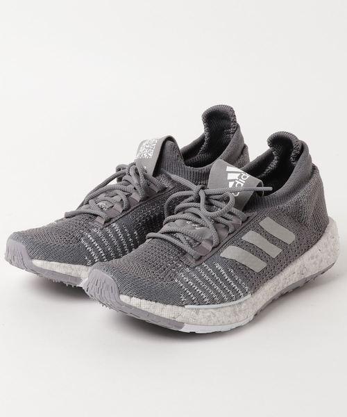 【保障できる】 adidas pulseboost アディダス pulseboost G27395 hd アディダス パルスブースト G27395 GRY/GRY(スニーカー)|adidas(アディダス)のファッション通販, 新井市:4bea976c --- skoda-tmn.ru