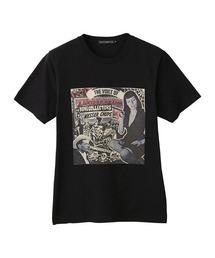 MESSER CHUPS/THE VOICE OF ZOMBIERELLA Tシャツブラック