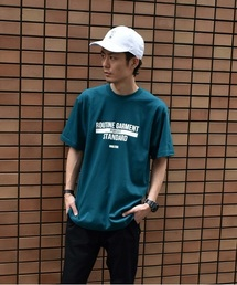 DOUBLE STEAL(ダブルスティール)のBACK STREET PHOTO  Tシャツ(Tシャツ/カットソー)