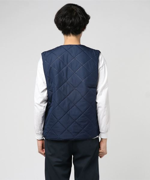 Sonic Quilted Vest Size:M