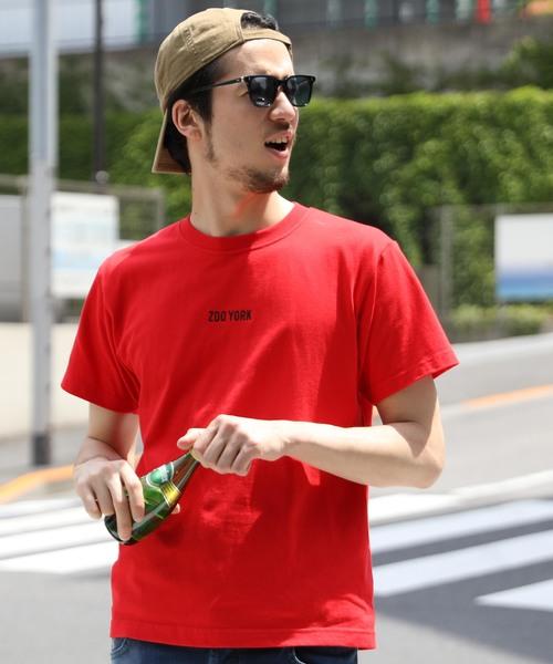 ZOO YORK x ARC ズーヨーク アメリカンラグシー別注 / 半袖Tシャツ