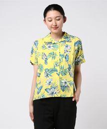 71aa000a75ec4 Kahiko(カヒコ)の「【Kahiko】トロピカルプリントアロハシャツ(シャツ/