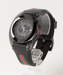GUCCI SYNC 腕時計 YA137107A メンズ(腕時計)