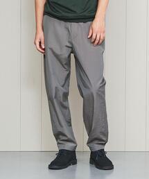 <H>COTTON×NYLON BALLOON TAPERED PANTS/パンツ