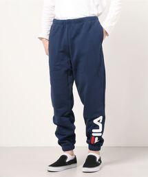【 FILA / フィラ】 FILA / フィラ × MAJORFORCE  Sweat pants FS0101・・ スウェットパンツネイビー