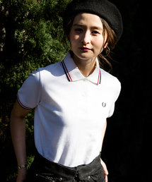 FRED PERRY(フレッドペリー)のTwin Tipped Fred Perry Shirt (Made in England)(ポロシャツ)