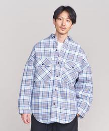 <VOTE MAKE NEW CLOTHES> BIG SHT w/QUILT/シャツ ◆
