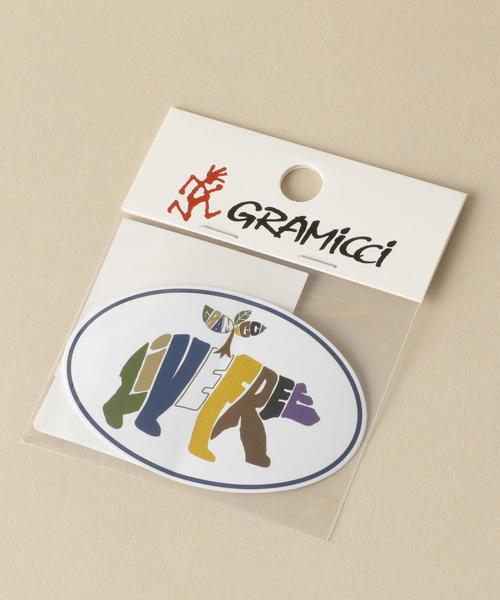 GRAMICCI(グラミチ)ステッカー