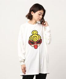 HYS MINI オーバーサイズTシャツホワイト