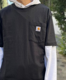 Carhartt/カーハート Loose fit Pocket 1/2 Sleeve T-Shirts 半袖Tシャツ