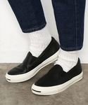 CONVERSE | 【CONVERSE×BIOTOP】Jack Purcell スリップオン スニーカー(スニーカー)