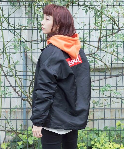 【70%OFF】 BOX LOGO COACH COACH LOGO JACKET(ブルゾン)|X-girl(エックスガール)のファッション通販, サバゲー用品の41ミリタリー:73064ae3 --- kredo24.ru
