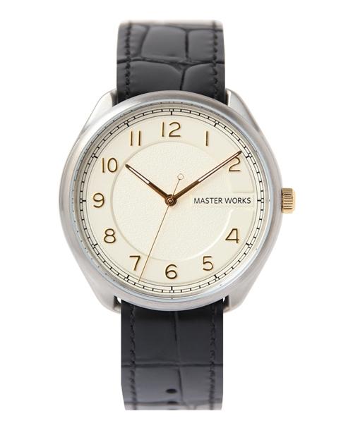再再販! MASTER WORKS マスターワークス TiCTAC別注/2018年数量限定 Quattro 003 クアトロ 腕時計(腕時計) TIC|MASTER WORKS(マスターワークス)のファッション通販, イマリシ:74272e8a --- reginathon.de