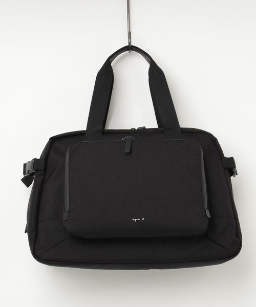 人気提案 MH02-01 ナイロンボストンバッグ(ボストンバッグ) b.|agnes agnes b.(アニエスベー)のファッション通販, clair mode(クレアモード):ed7d28b7 --- blog.buypower.ng