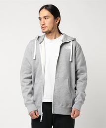 THE NORTH FACE(ザノースフェイス)のTHE NORTH FACE REARVIEW FULLZIP HD (ミックスグレー)(パーカー)