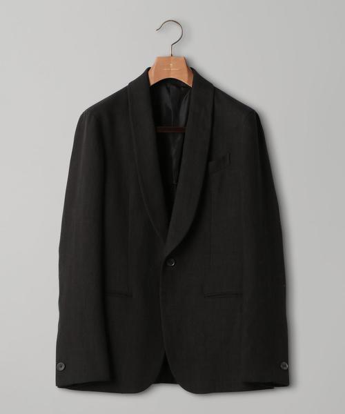 <CARUSO(カルーゾ)>ショールカラー ディナージャケット