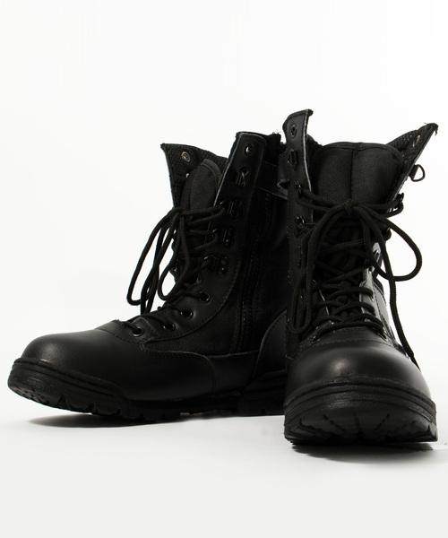 ワークブーツ(ブーツ)|8(eight)(エイト)のファッション ...