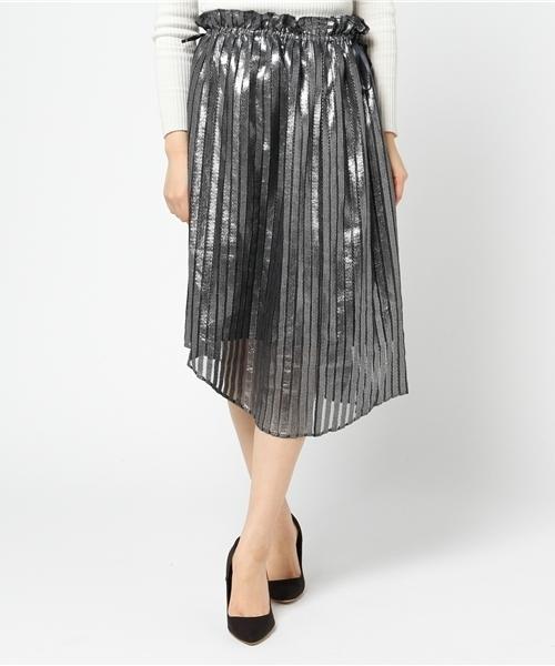 【テレビで話題】 【セール】箔ジャガードジャガードスカート (スカート) NINE(ナイン)のファッション通販, カンダマチ:b5d93d1d --- hundeteamschule-shop.de