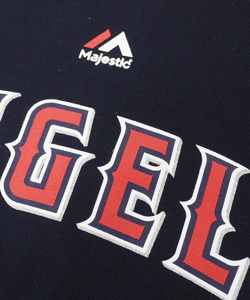 Majestic / MLB エンゼルス【大谷翔平】 ネーム&ナンバーTシャツ