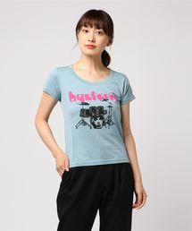 DRUM  チビTシャツ