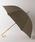 green label relaxing(グリーンレーベルリラクシング)の「D バンブーハンドルアンブレラ 傘 2019(長傘)」|モカ
