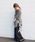 Khaju(カージュ)の「【WEB限定】Khaju:サイドスリットビッグTEE◆(Tシャツ/カットソー)」 グレー