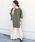 Khaju(カージュ)の「【WEB限定】Khaju:サイドスリットビッグTEE◆(Tシャツ/カットソー)」 詳細画像