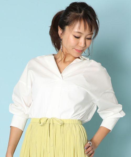 アメリカンラグシー AMERICAN RAG CIE / シンプルシャツ Simple Shirt