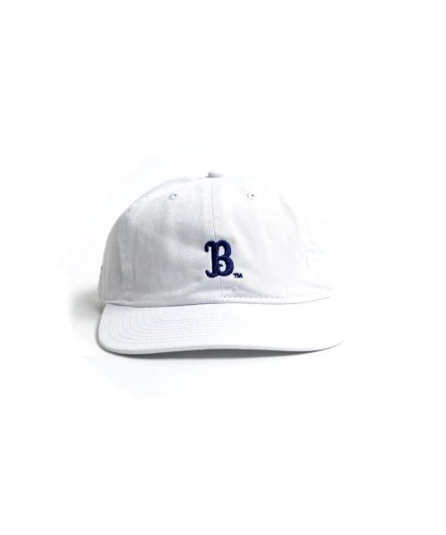 SUNNY  SPORTS(サニースポーツ)の「SUNNY SPORTS/サニースポーツ UCLA FLATVISOR CAP(キャップ)」|ホワイト