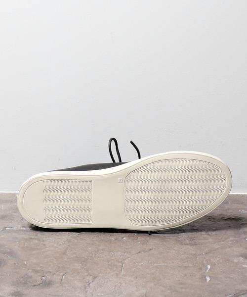 BUTTERO(ブッテロ)の「B4553 レザーハイカットスニーカー(スニーカー)」|詳細画像