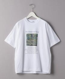 【別注】<THE NATIONAL GALLERY (ザ ナショナル ギャラリー)> LONDON MONET/Tシャツ