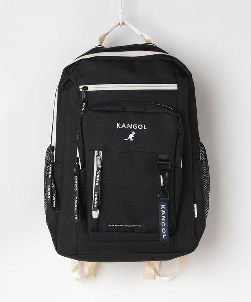 【 KANGOL / カンゴール 】バッククパック リュック デイパック KGSA-BG0145 DYS・・