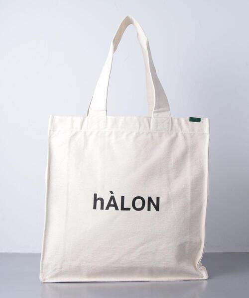 <hALON(アーロン)> キャンバス トート