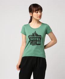 HYS MOTEL pt チビTシャツ
