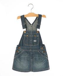 Lee(リー)のLee:オーバーオールスカート(100〜150cm)(デニムスカート)