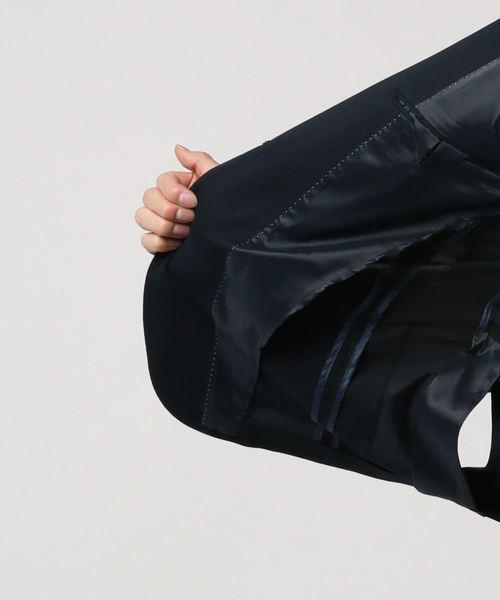タカキューメンズ/TAKA-Q:MEN クールマックス/COOLMAX 鹿の子2釦シングルジャケット