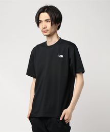 THE NORTH FACE(ザノースフェイス)のTHE NORTH FACE S/S NATIONAL FLAG SQUARE LOGO TEE(Tシャツ/カットソー)
