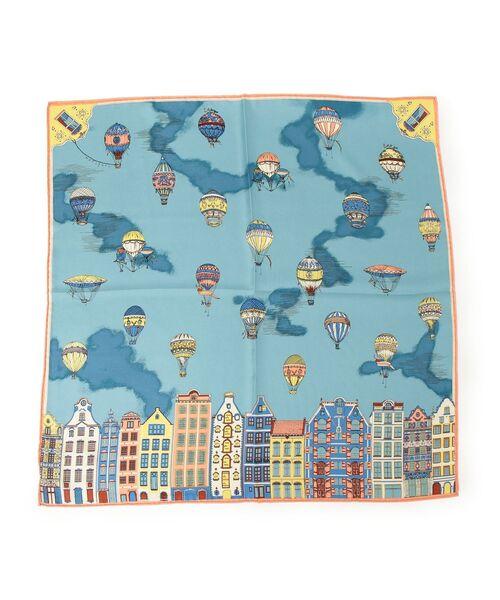 manipuri:65×65シルクスカーフ