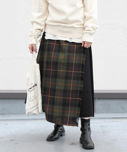 O'NEIL of DUBLIN/オニールオブダブリン ロングフレアスカート LONG FLARED SKIRT #C809