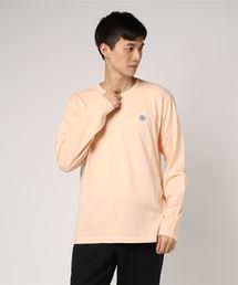 STONE ISLAND (ストーンアイランド) L/SパッチTシャツ 24557 TINTO FISSATO(Tシャツ/カットソー)