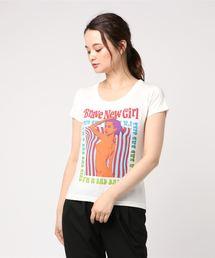 BRAVE NEW GIRL pt チビTシャツ