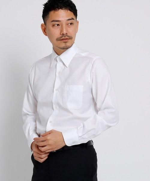 【名入れ無料】 【セール】市松紋 ビジネスシャツ[ 日本製 メンズ シャツ セール,SALE,TAKEO 日本製 ](シャツ/ブラウス)|TAKEO シャツ KIKUCHI(タケオキクチ)のファッション通販, FLASH (オーダーチェーンのお店):4c3dc559 --- kraltakip.com