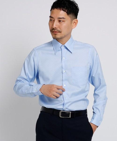 新入荷 【セール】市松紋 ビジネスシャツ[ メンズ セール,SALE,TAKEO メンズ シャツ シャツ 日本製 ](シャツ/ブラウス)|TAKEO KIKUCHI(タケオキクチ)のファッション通販, 光ネット組合:c7ab56d8 --- kraltakip.com
